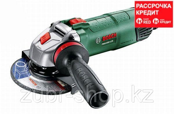 Болгарка Bosch PWS 850-125