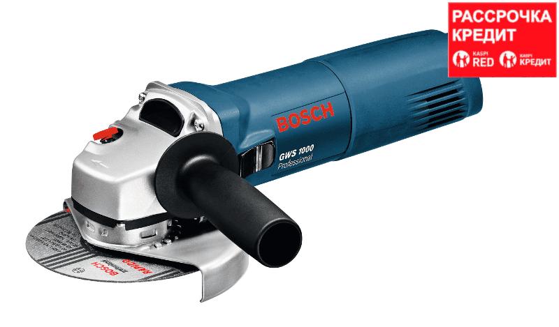 Болгарка Bosch GWS 1000
