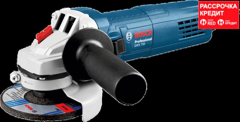 Болгарка Bosch GWS 750-125