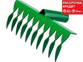 РОСТОК 10 витых зубцов, 260x72 мм, грабли (39600-10_z01)