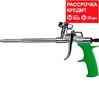 DEXX PRO METAL пистолет для монтажной пены, металлический корпус (06868_z01)
