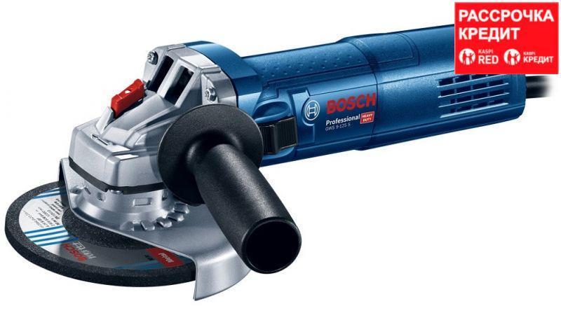 Болгарка Bosch GWS 9-125 S