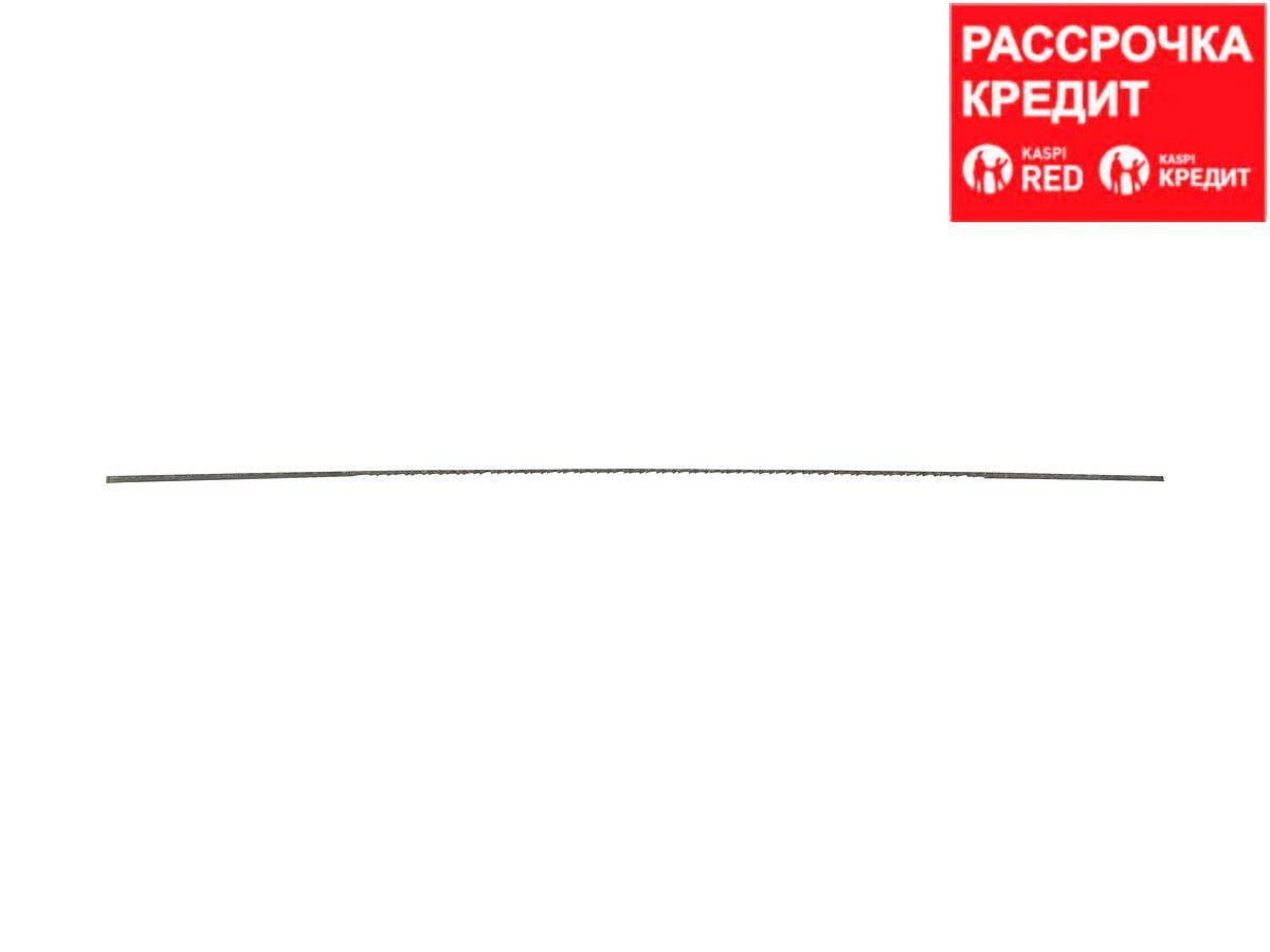 """Полотна для лобзика, с двойным зубом, №3, 130мм, 6шт, KRAFTOOL """"Pro Cut"""" 15340-03 (15340-03)"""