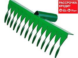 РОСТОК 14 витых зубцов, 364x72 мм, грабли (39600-14_z01)