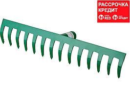 РОСТОК 14 прямых зубцов, 364x60 мм, грабли (39610-14_z01)