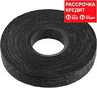 СИБИН 45м изолента Х/Б, ширина 18мм, 1000 В, черная (1230-45)