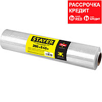 STAYER cтрейч-пленка упаковочная 300м х 450мм, 17мкм (12611)