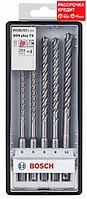 Набор буров Bosch Robust Line SDS-plus-7X, (6-10 мм) 5 шт
