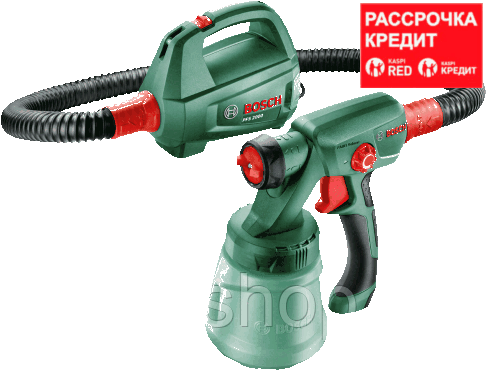 Краскораспылитель Bosch PFS 2000