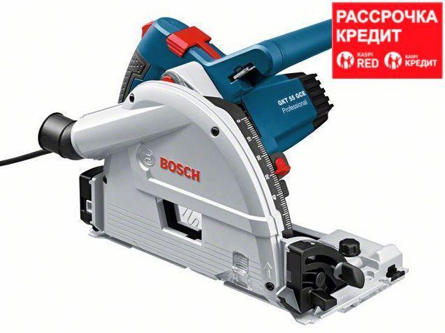 Дисковая погружная пила Bosch GKT 55 GCE