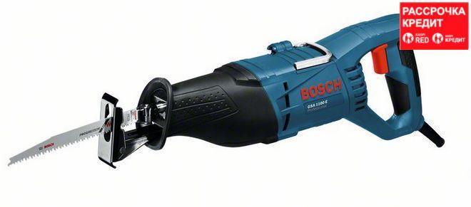 Сабельная пила Bosch GSA 1100 E