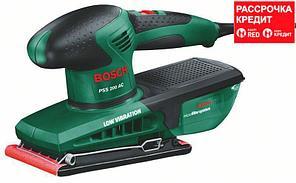 Вибрационная шлифмашина Bosch PSS 200 AC
