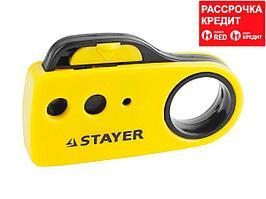Стриппер SX-8 для снятия изоляции кабелей, до 8 мм, STAYER (22663_z01)