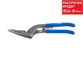 ЗУБР Левые удлинённые 300 мм ножницы по металлу, длина режущей кромки 75 мм (23013-30)