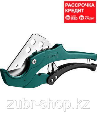 """Ножницы GX-700 автоматические для всех видов пластиковых труб, d=63 мм (2 1/2""""), KRAFTOOL (23408-63)"""