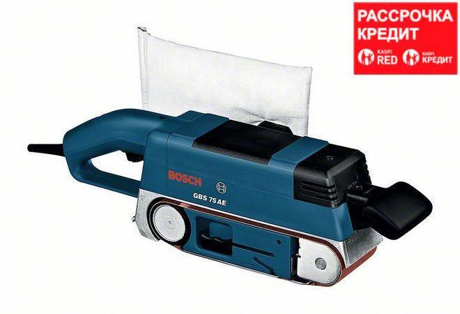 Ленточная шлифмашина Bosch GBS 75 AE