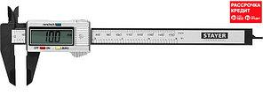STAYER MASTER штангенциркуль электронный, композитные материалы, 150мм (34411-150)