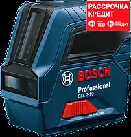Лазерный нивелир Bosch GLL 2-10