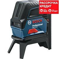 Лазерный нивелир Bosch GCL 2-15 + RM1, фото 1