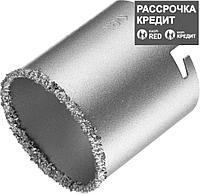 Коронка KRAFTOOL кольцевая с напылением из карбида вольфрама, 67мм (33401-67_z01)
