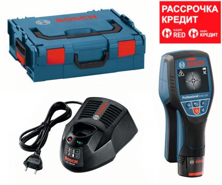 Детектор Bosch D-Tect 120 + L-BOXX