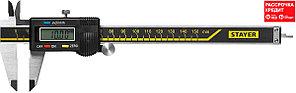 STAYER PROFESSIONAL штангенциркуль электронный, нерж сталь, 150мм (34410-150)