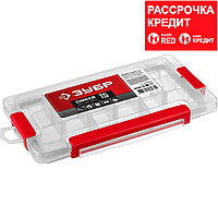 """Органайзер """"ЕНИСЕЙ-15"""" пластиковый, ЗУБР (38192-10_z01)"""