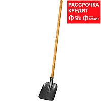 """Лопата """"ФАВОРИТ"""" совковая, деревянный черенок, ЗУБР Профессионал (4-39521_z02)"""