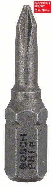 Бита Bosch Extra-Hart PH 1 x 25 мм, 3 шт