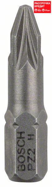 Бита Bosch Extra-Hart PZ 2 x 25 мм, 3 шт