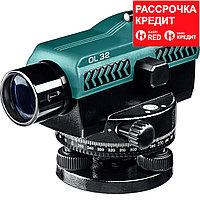 Оптический нивелир OL-32 увеличение 32Х рабочий диапазон 122 м, KRAFTOOL (34520)