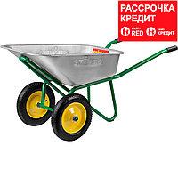GRINDA тачка строительная двухколесная, 220 кг (422394_z01)