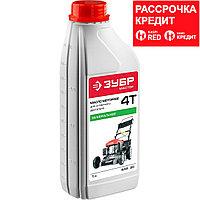ЗУБР минеральное, масло для 4-х тактных двигателей СТАНДАРТ ЗМД-4Т-М