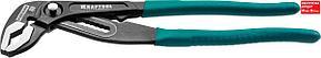 """Клещи переставные """"KAYMAN"""", быстрая регулировка, Cr-V, max захват до 80 мм, 300мм, KRAFTOOL (22353-30)"""