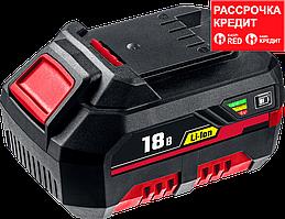АКБ-18-3 С1 Аккумуляторная батарея 18 В, Li-Ion, 3.0 Ач, ЗУБР (АКБ-18-3 С1)