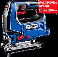 Лобзик электрический, 500 Вт, кейс, ЗУБР Профессионал (ЛП-500 К)