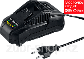 БЗУ-18 С1 Зарядное устройство 14.4-18 В, 2.4 А, для Li-Ion АКБ, ЗУБР (БЗУ-18 С1)