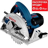 BOSCH 1600 Вт, 5900 об/мин, 190 мм, пила дисковая GKS 65 (0 601 667 000), фото 1