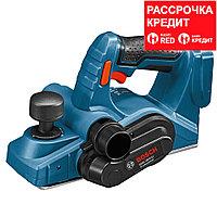 BOSCH 18 В, 14000 об/мин, 82 мм, рубанок аккумуляторный GHO 18 V-LI (0 601 5A0 300)