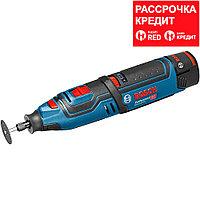 BOSCH 12 В, 5000-32000 об/мин, гравер аккумуляторный GRO 12V-35 (0 601 9C5 001)