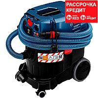 BOSCH 1200 Bт, пылесос строительный GAS 35 M AFC (0 601 9C3 100)