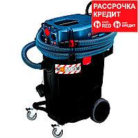 BOSCH 1200 Bт, пылесос строительный GAS 55 M AFC (0 601 9C3 300), фото 1