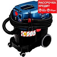 BOSCH 1200 Bт, пылесос строительный GAS 35 L AFC (0 601 9C3 200), фото 1