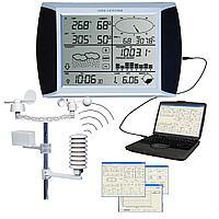 Amtast AW002 Метеостанция профессиональная с регистрацией параметров погоды AW002, фото 1