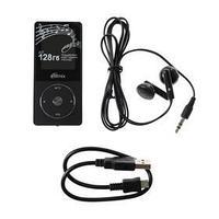 MP3-плеер Ritmix RF-4650, 1.8', 4 Гб, FM, microSD, черный