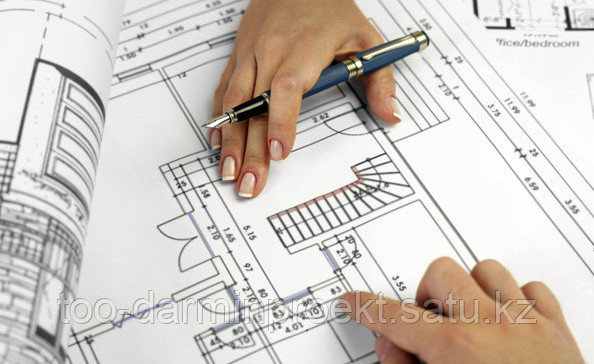 Архитектурное проектирование сооружений