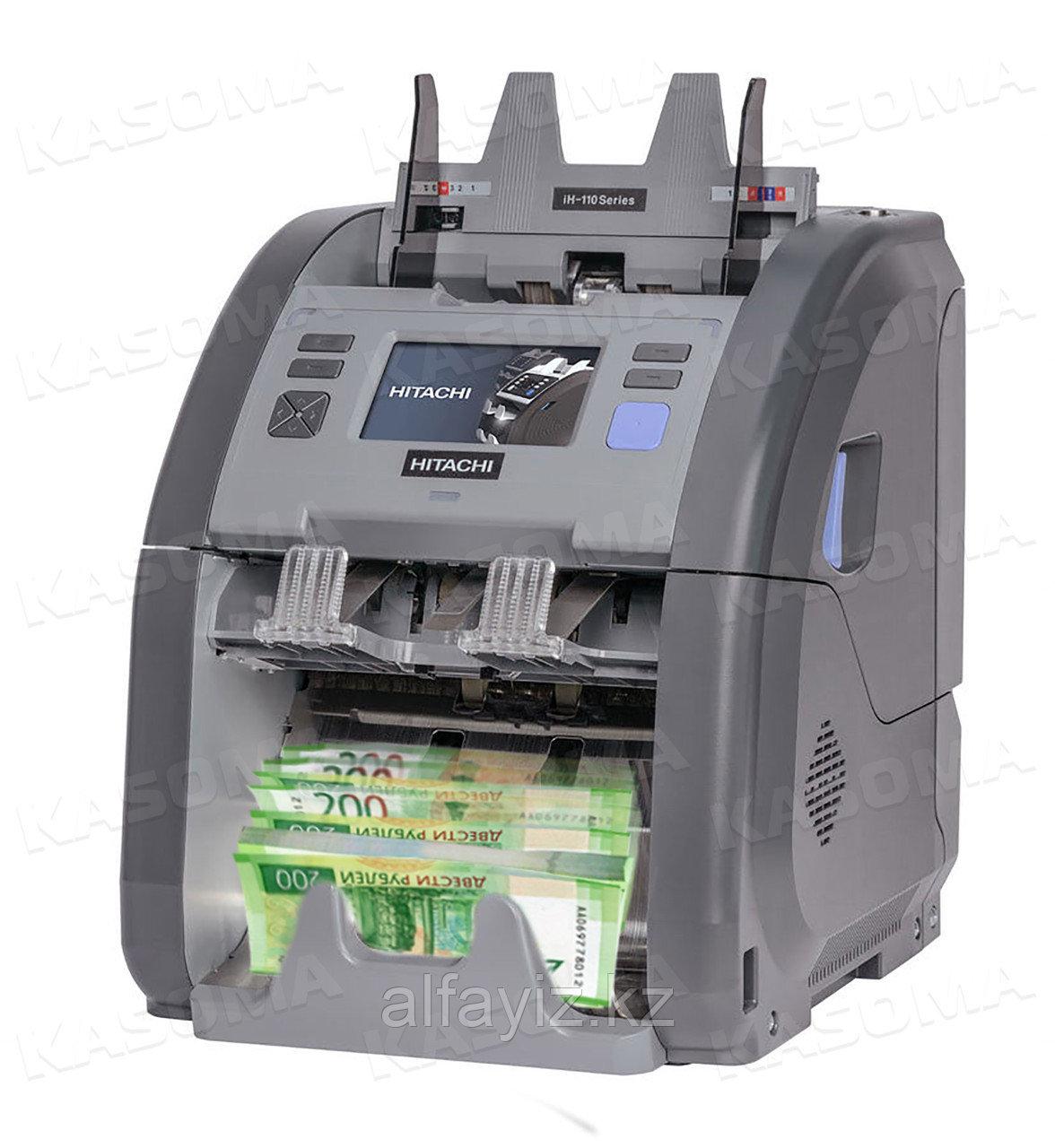Счетчик банкнот Hitachi 110 f