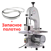 Пилы для резки мяса и костей промышленная (мясокостерезка) QG-250