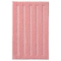 Коврик для ванной,ЭМТЕН светло-розовый50x80 смИКЕА, IKEA