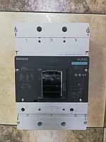 Автоматический выключатель  Siemens VL630 3VL5763-1AA36-0AA0 500A